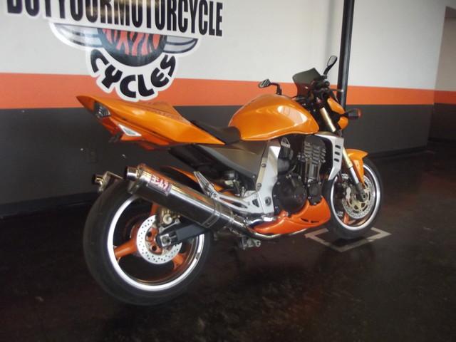 2001 Kawasaki Z1000 Arlington, Texas 1