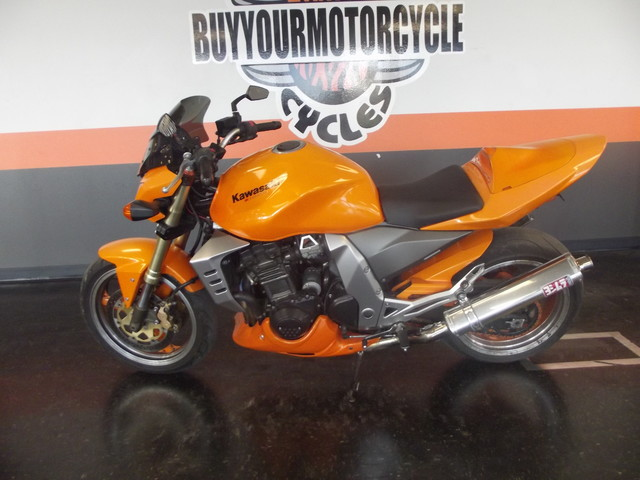 2001 Kawasaki Z1000 Arlington, Texas 15
