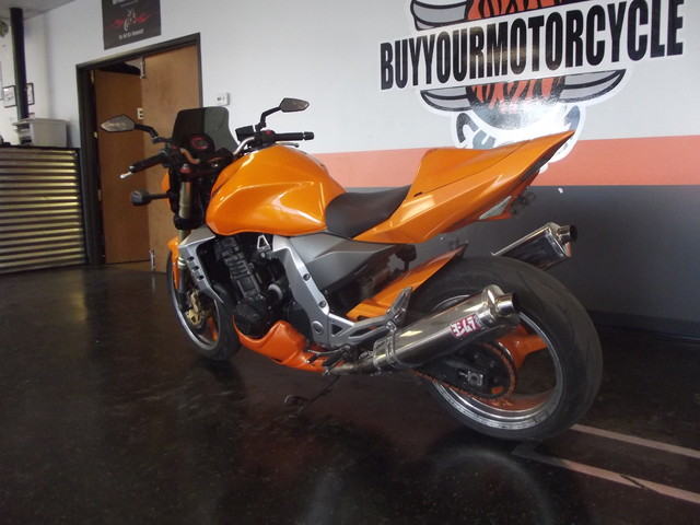 2001 Kawasaki Z1000 Arlington, Texas 16