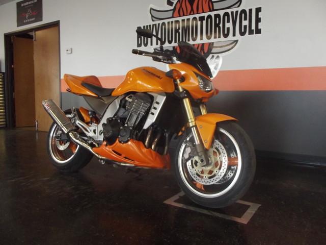 2001 Kawasaki Z1000 Arlington, Texas 2