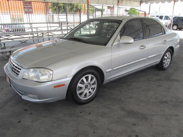 2001 Kia Optima SE Please call or e-mail to check availability All of our vehicles are availabl