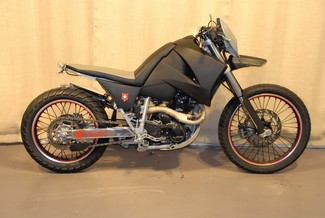 2001 Ktm LC4 640 DUAL SPORT COMPLETELY CUSTOM LOWERED ROAD & TRAIL MOTORCYCLE Cocoa, Florida