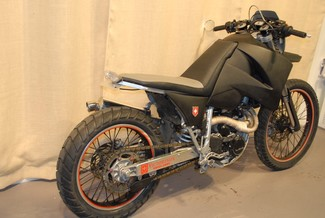 2001 Ktm LC4 640 DUAL SPORT COMPLETELY CUSTOM LOWERED ROAD & TRAIL MOTORCYCLE Cocoa, Florida 8