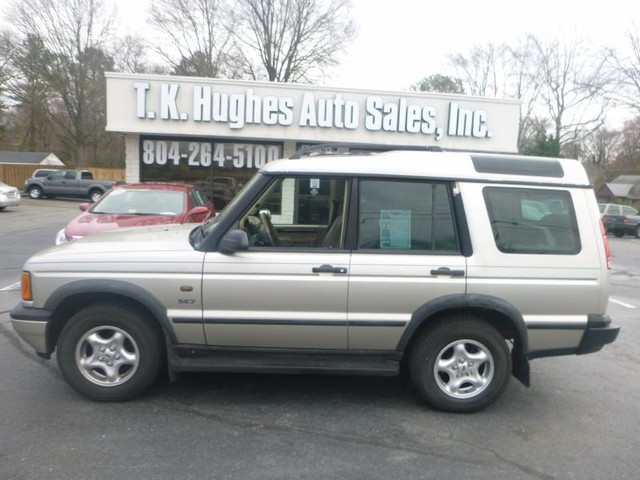 2001 Land Rover Discovery Series II SE Richmond, Virginia 0