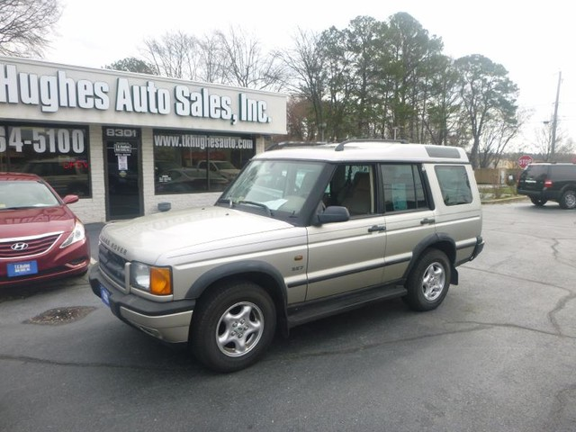 2001 Land Rover Discovery Series II SE Richmond, Virginia 25