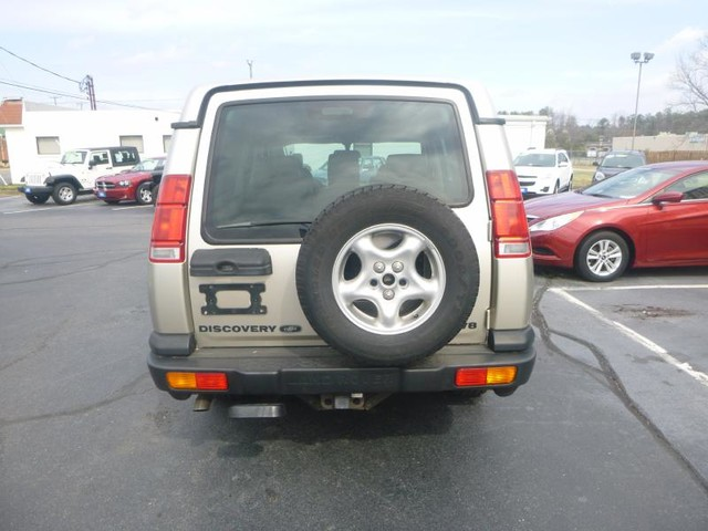 2001 Land Rover Discovery Series II SE Richmond, Virginia 28