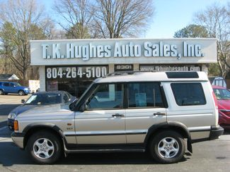 2001 Land Rover Discovery Series II SE Richmond, Virginia