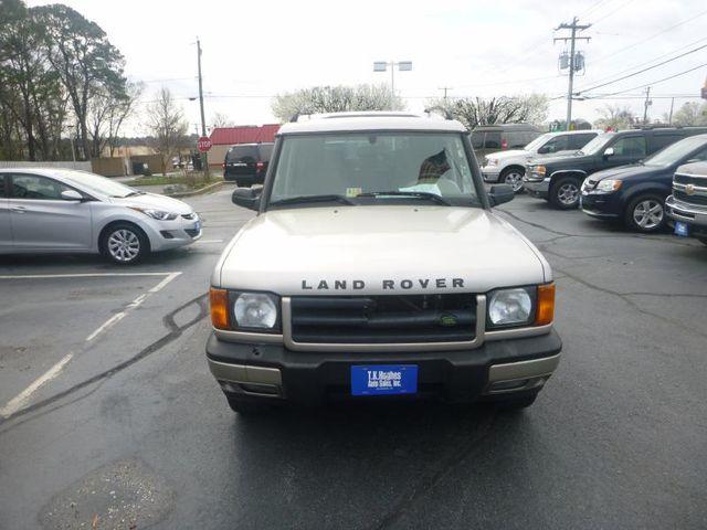 2001 Land Rover Discovery Series II SE Richmond, Virginia 2