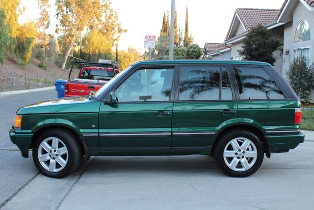 2001 Land Rover RANGE ROVER 4.6 HSE 30TH ANNIVERSARY EDITION SUNROOF ...
