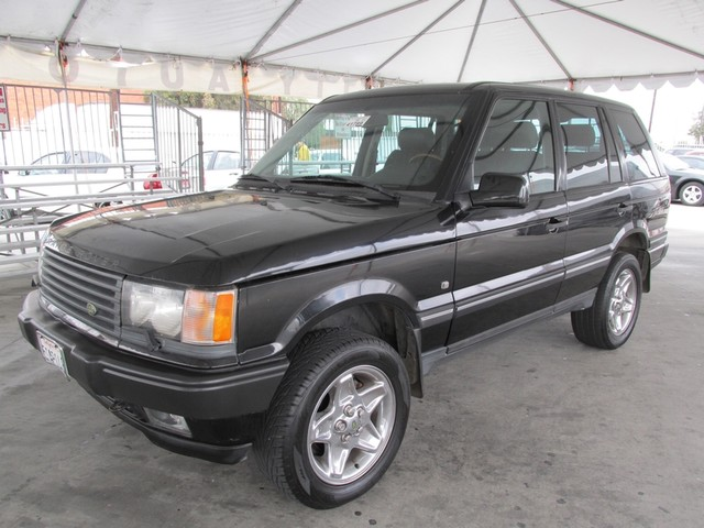2001 Land Rover Range Rover HSE Please call or e-mail to check availability All of our vehicles