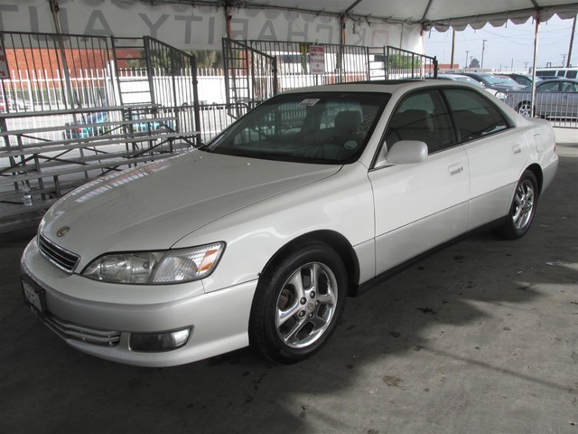 2001 Lexus ES 300 This particular Vehicles true mileage is unknown TMU Please call or e-mail t