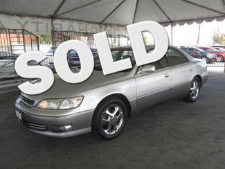 2001 Lexus ES 300 Gardena, California
