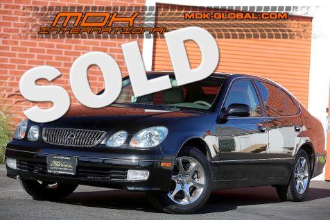 2001 Lexus GS 300 - Premium pkg - Navigation in Los Angeles