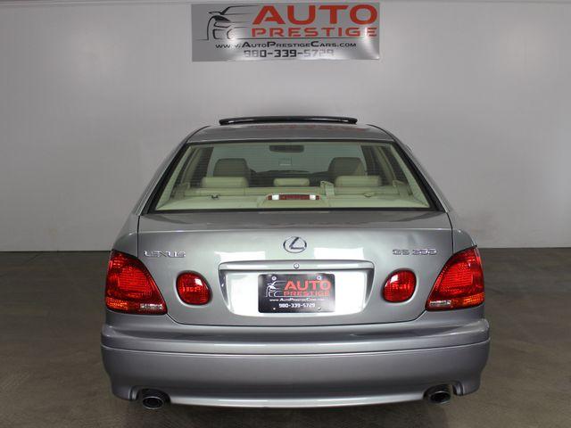 2001 Lexus GS 300 Matthews, NC 5