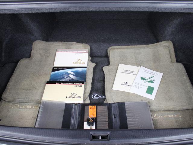 2001 Lexus GS 300 Matthews, NC 36
