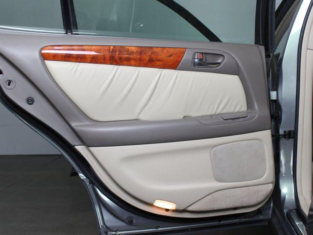 2001 Lexus GS 300 Matthews, NC 40