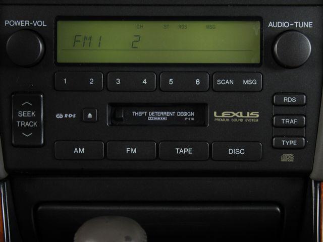 2001 Lexus GS 300 Matthews, NC 21