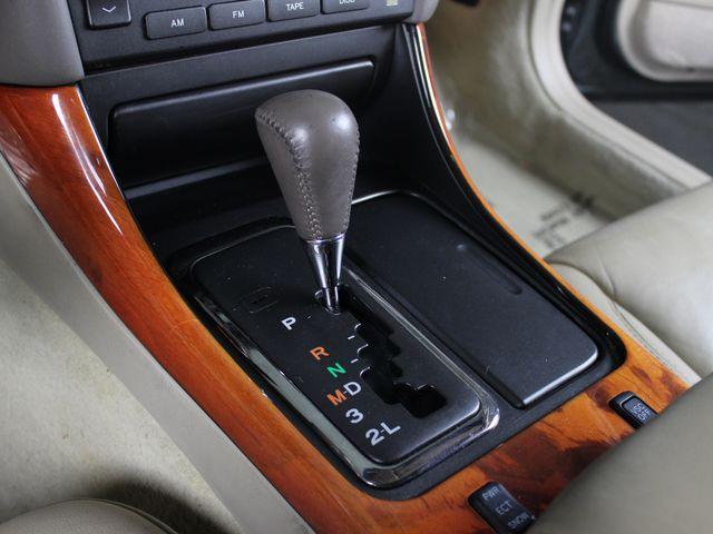 2001 Lexus GS 300 Matthews, NC 22