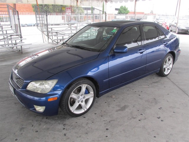 2001 Lexus IS 300 Please call or e-mail to check availability All of our vehicles are available
