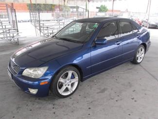 2001 Lexus IS 300 Gardena, California