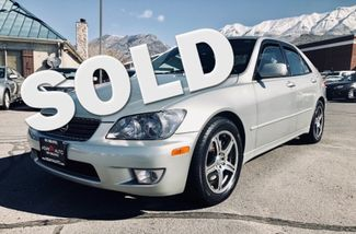 2001 Lexus IS 300 Base LINDON, UT