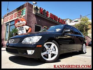 2001 Lexus IS 300 in San Diego California