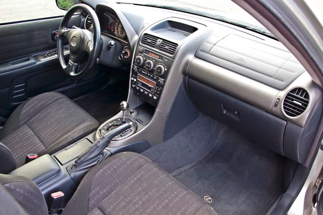 2001 Lexus IS 300 SPORT AUTOMATIC XENON ALLOY WHLS SERVICE RECORDS 1-OWNER Woodland Hills, CA 20