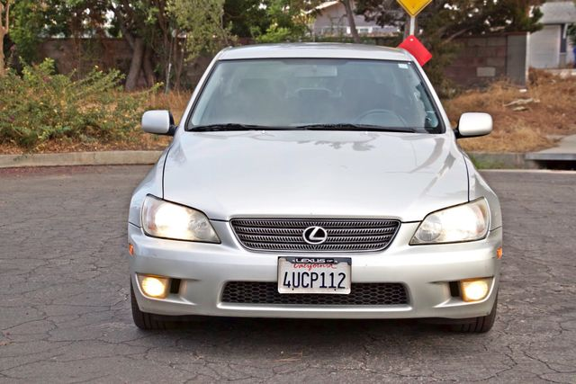 2001 Lexus IS 300 SPORT AUTOMATIC XENON ALLOY WHLS SERVICE RECORDS 1-OWNER Woodland Hills, CA 8