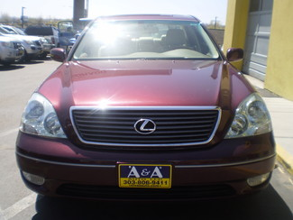2001 Lexus LS 430 430 Englewood, Colorado 2