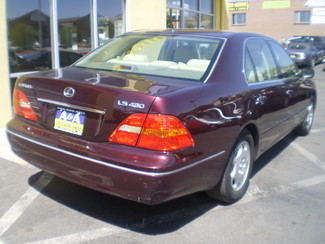 2001 Lexus LS 430 430 Englewood, Colorado 4