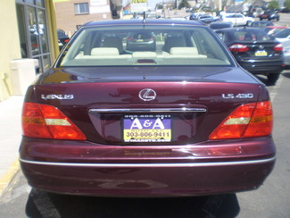 2001 Lexus LS 430 430 Englewood, Colorado 5