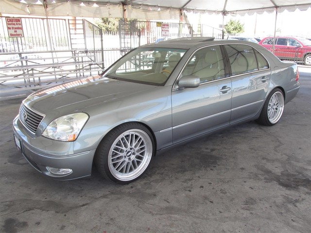2001 Lexus LS 430 Please call or e-mail to check availability All of our vehicles are available