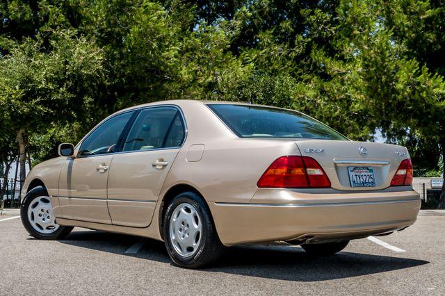 2001 Lexus LS 430 Reseda, CA 7