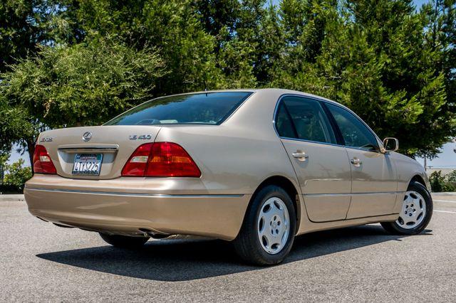 2001 Lexus LS 430 Reseda, CA 9