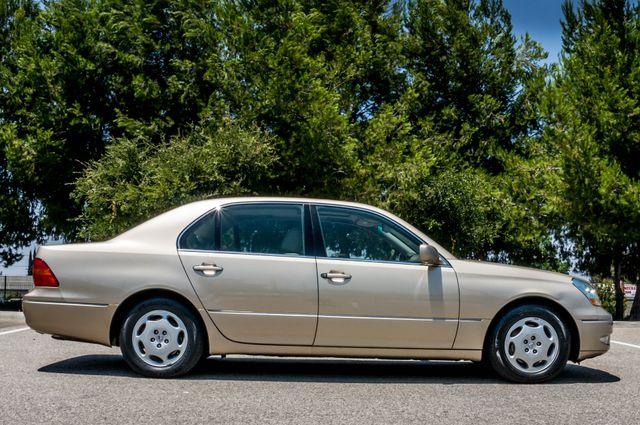 2001 Lexus LS 430 Reseda, CA 6