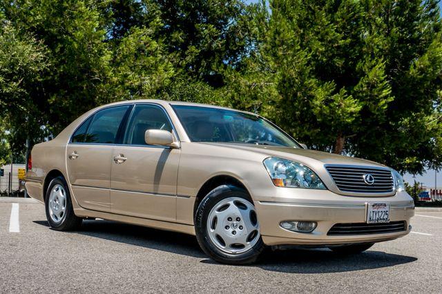 2001 Lexus LS 430 Reseda, CA 4