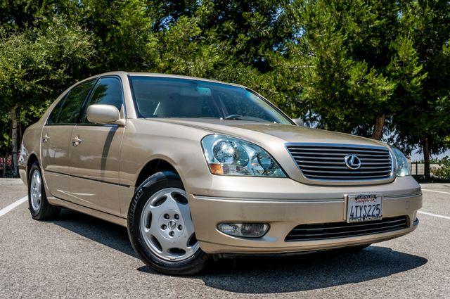 2001 Lexus LS 430 Reseda, CA 40