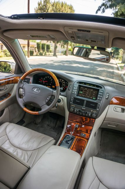 2001 Lexus LS 430 Reseda, CA 32