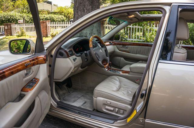 2001 Lexus LS 430 Reseda, CA 13