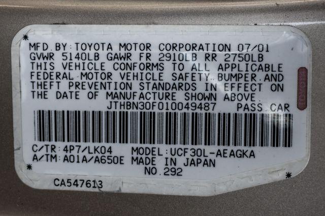 2001 Lexus LS 430 Reseda, CA 35