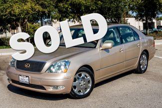 2001 Lexus LS 430 Reseda, CA