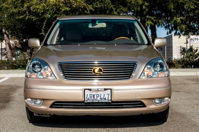 2001 Lexus LS 430 Reseda, CA 45