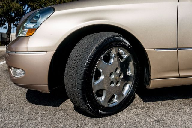 2001 Lexus LS 430 Reseda, CA 11