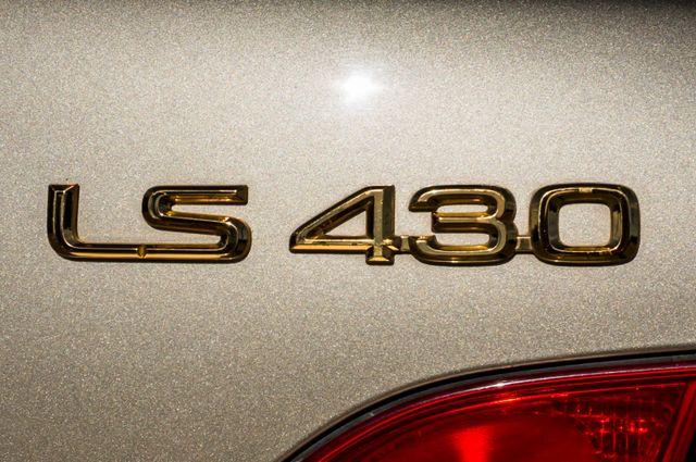 2001 Lexus LS 430 Reseda, CA 50
