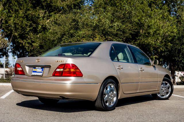 2001 Lexus LS 430 Reseda, CA 8