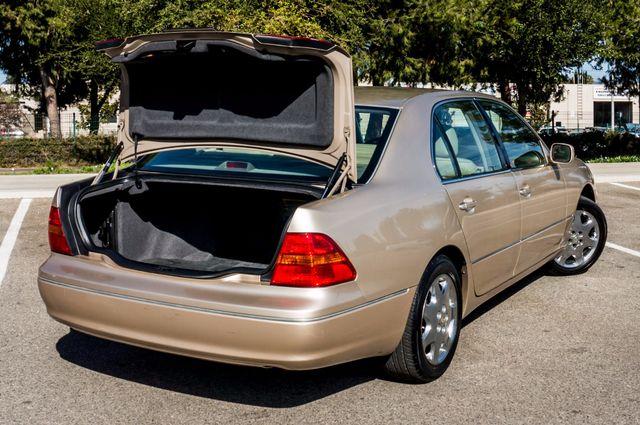 2001 Lexus LS 430 Reseda, CA 10