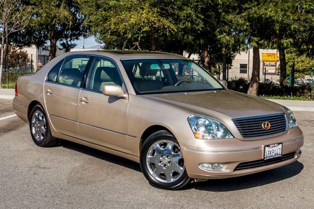 2001 Lexus LS 430 Reseda, CA 48