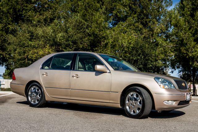 2001 Lexus LS 430 Reseda, CA 49