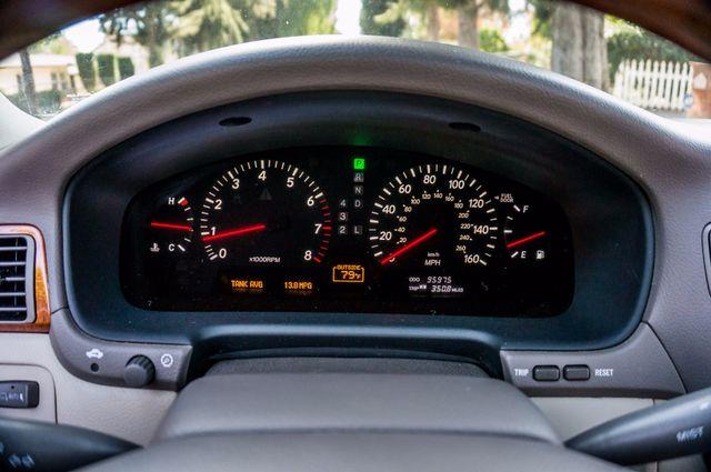 2001 Lexus LS 430 Reseda, CA 15