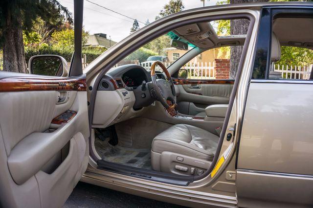 2001 Lexus LS 430 Reseda, CA 12